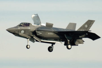 Japan Officially Selects F-35B Fighter as STOVL Aircraft
