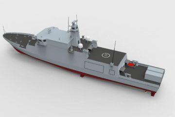 Intermarine Wins Contract for Italian Navy's New Generation MCM Vessel