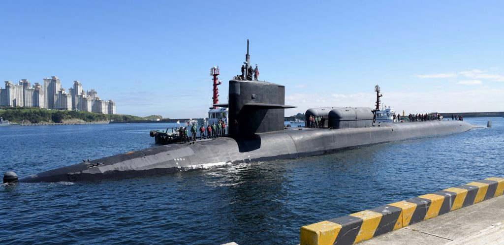 Fully refreshed after more than two years of refitting, the US Navy's oldest guided missile submarine, USS Ohio (SSGN 726), is once again ready to set sail, the PSNS & IMF Public Affairs said on August 15, 2019.