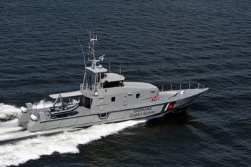 Ukraine inks contract with French company OCEA for 20 Patrol Boats