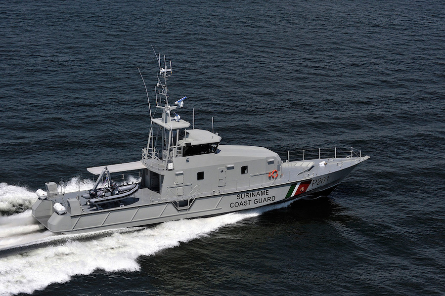 Ukraine is currently negotiating with France for the joint production of 20 FPB 98 patrol boats designed by the OCEA shipyard, the Ukrainian government officially stated on June 29.