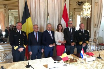 Video: Contract for Belgian & Dutch MCM Program Signed