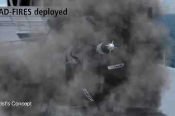 Video: DARPA MAD-FIRES Anti-Ship Missile Self Defense for LCS & FFG(X)