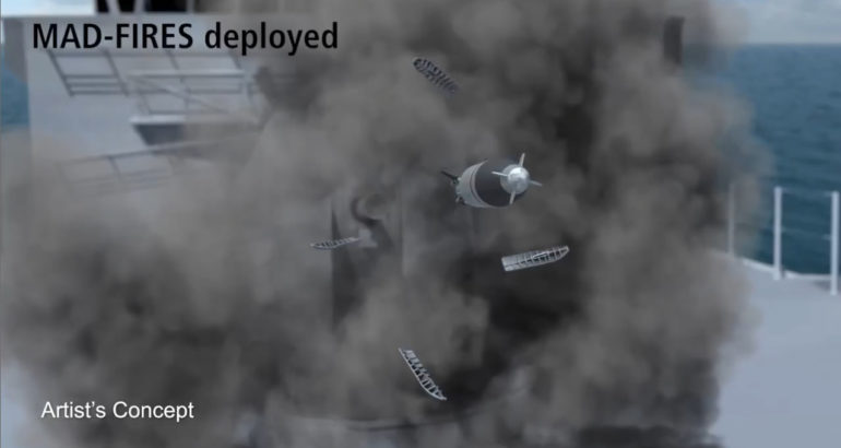 Video-DARPA-MAD-FIRES-Anti-Ship-Missile-
