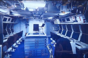 Video: Inside the CIC of Barracuda type SSN
