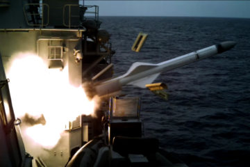RMN Tests Readiness, Capabilities with Multiple Anti-Ship Missile Firings