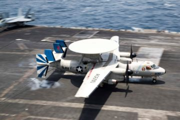 U.S. Congress Approves Possible E-2D Advanced Hawkeye FMS To France