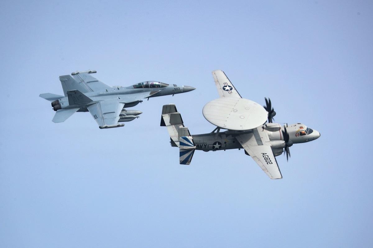 24 APY 9 Radars for U S  Navy E 2D Advanced Hawkeye Program 2.