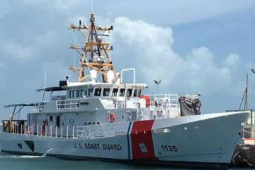 35th Fast Response Cutter Delivered to the USCG