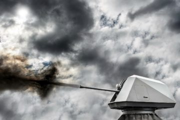 BAE Systems 57mm Gun Systems Selected for Indonesia's New KCR-60M