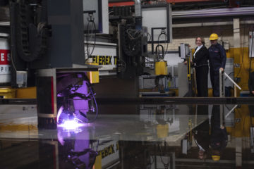 BAE Systems Starts Construction on Royal Navy's 2nd City-class Type 26 Frigate