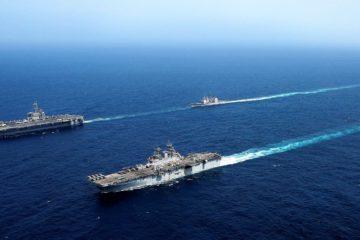 BAE Systems to enhance maritime ops & flight safety aboard U.S. Navy big decks