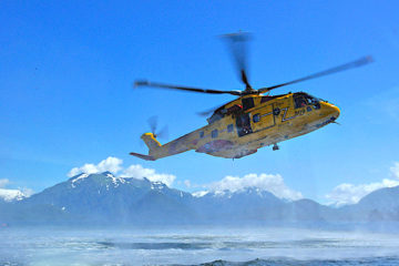 Canada expands CH-149 Cormorant fleet capability