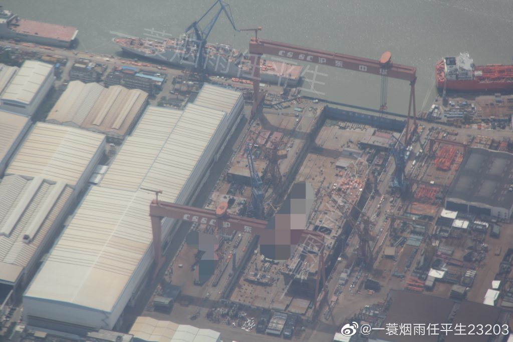 China: End Of The Type 071 LPD Program, Start Of The Type