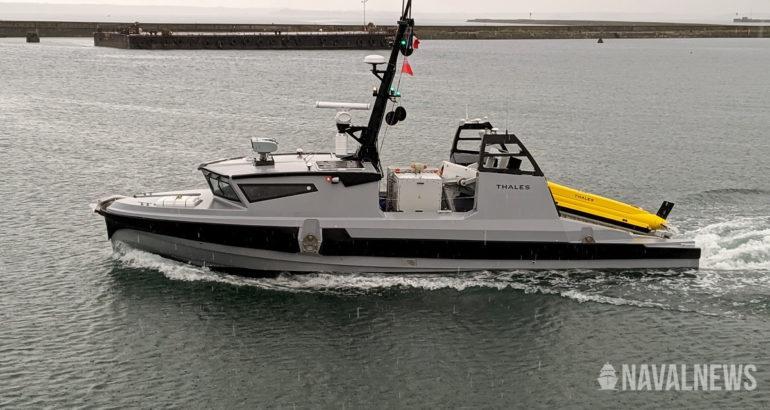 French Navy's SLAMF
