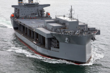 General Dynamics NASSCO secures US Navy order for Expeditionary Sea Base ships 6 & 7