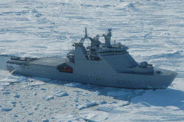 HENSOLDT delivers TRS-3D Radar & IFF system to Norwegian Coast Guard