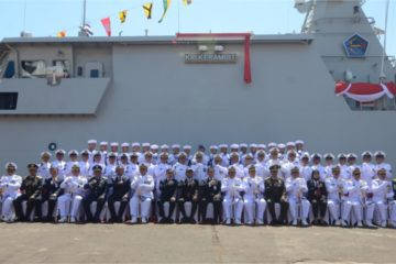 Indonesian Navy Commissions its 4th KCR-60M – PT Pal Cuts Steel for 2 More