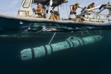 Kongsberg-Hydroid secures US Navy order for Mk 18 Kingfish UUV support