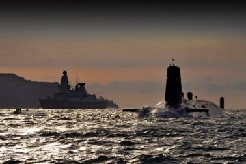 QinetiQ to help Royal Navy make ships and submarines invisible