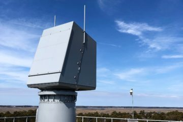 Raytheon's Enterprise Air Surveillance Radar successfully tracks first targets