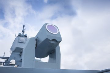 Rheinmetall & MBDA to Develop, Test Laser Weapon for German Navy K130 Corvette