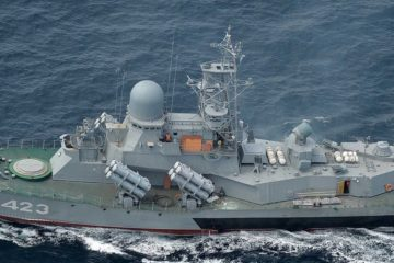 Russia to Upgrade All Pacific Fleet's Project 1234 Nanuchka III-class Corvettes