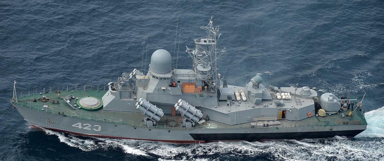 Russias-Nanuchka-III-class-Corvette-Smer
