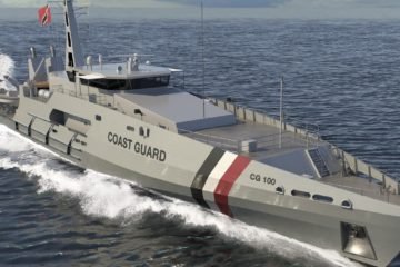 Trinidad & Tobago Orders 2 Cape-class Patrol Boats from Austal