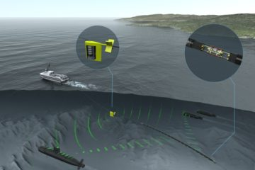 Autonomous ARCIMS USV Can Now Hunt Submarines with ASW Payload