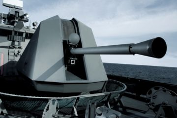BAE Systems to Deliver 3 57mm Guns to German Federal Police