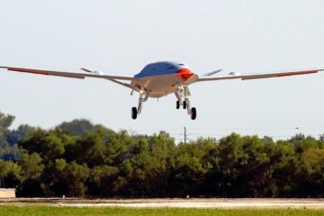 Boeing MQ-25 Unmanned Aerial Refueler Completes First Test Flight