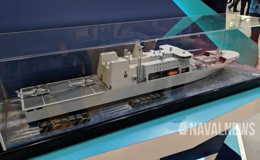 DSEI-2019-BMT-Unveils-ELLIDA-Amphibious-