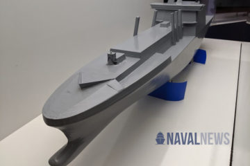 DSEI 2019: Navantia-BMT Team Unveil Their FSS Ship Proposal