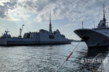 Video: French Navy shifting to dual crews for its FREMM Frigates