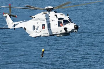 Final NH90 'HKP14' Delivered to Swedish Armed Forces