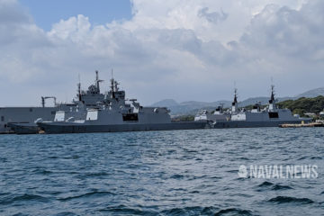 French Navy Names 3 La Fayette-class Frigates Selected for Mid-Life Update