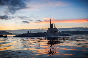 Germany Full Steam Ahead with 212CD Submarine Procurement & Yard Expansion