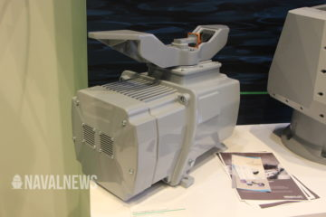 Hensoldt launches new SharpEye Mk5 naval radar