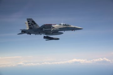 LRASM set to Achieve EOC with U.S. Navy's F/A-18E/F Super Hornet