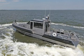Peruvian Navy Procures Patrol Boats from US Shipbuilder Metal Shark