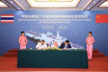 Royal Thai Navy Procures Type 071E LPD from China's CSSC