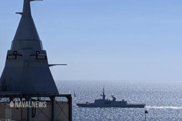 SEA FIRE Next Gen Radar System Begins Testing at Shore Integration Facility
