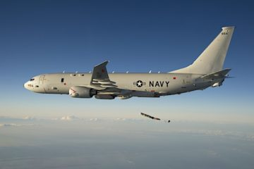 South Korea requests Mk 54 torpedoes for its future P-8A MPAs