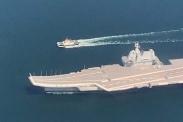 Type 002 China's 2nd Aircraft Carrier to be Commissioned by Year-end