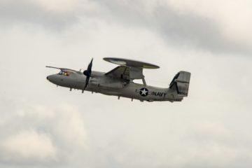 Air Refueling Capable E-2D Advanced Hawkeye Joins U.S. Navy Fleet