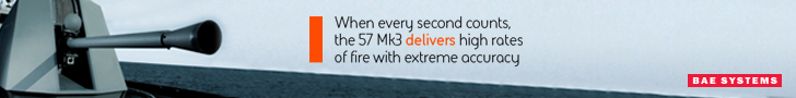BAE Systems 57 Mk3