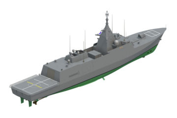 Aker Arctic to Deliver Propellers and Shaft Lines for Pohjanmaa-class Corvettes