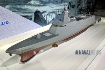 DSME Completes Electric Propulsion System Development for ROK Navy's KDDX Destroyer