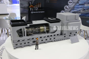MADEX 2019: GE offers LM2500 engine for ROK Navy KDDX and LPX-II programs
